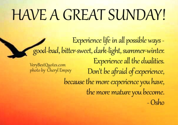 Sunday-Good-Morning-quotes-about-life-happy-Sunday-experience-life-quotes