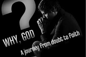 A journey from doubt to faith