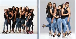Braxton VS Basketball Wives in Jeans