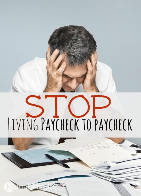 stop living check to check