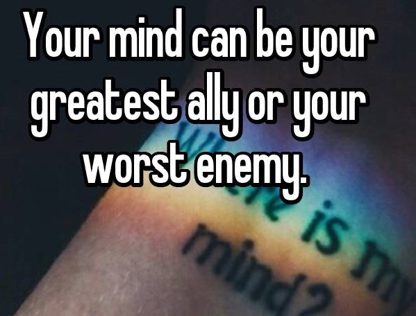 mind can be